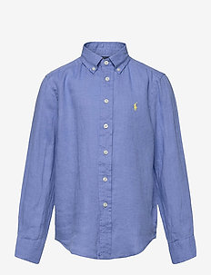 Linen Shirt - shirts - harbor island blu