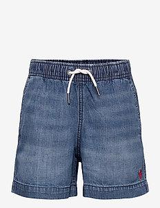 Polo Prepster Denim Short - shorts - jaron wash