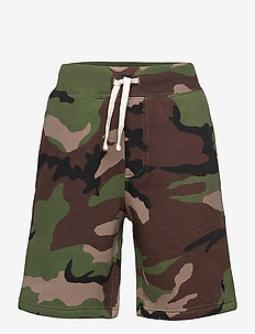 Camo Fleece Short - shorts - surplus camo