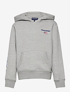 Polo Sport Fleece Hoodie - pulls à capuche - andover heather