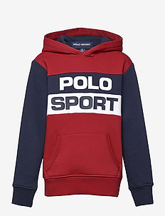 Polo Sport Fleece Hoodie - pulls à capuche - rl2000 red multi