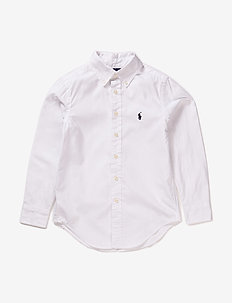 CUSTOM FIT BLAKE SHIRT - WHITE