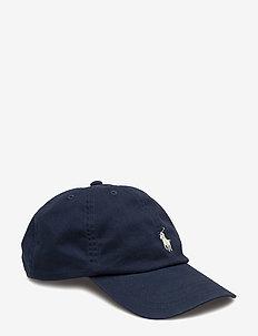 Cotton Chino Baseball Cap - caps - newport navy