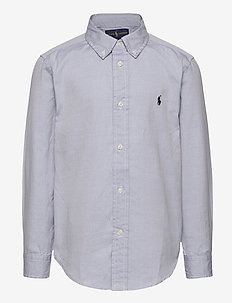 LS CF BLAKE SHIRT - skjortor - bsr blue