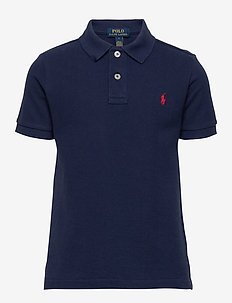 SS CLASSIC POLO - polo shirts - french navy