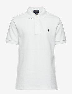 SS CLASSIC POLO - polo shirts - white