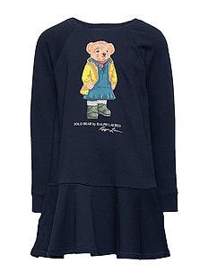 Ralph Lauren Baby Dress, Baby Girls Mesh Polo Dress Kids