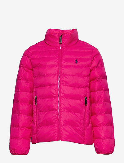 0 - puffer & padded - sport pink