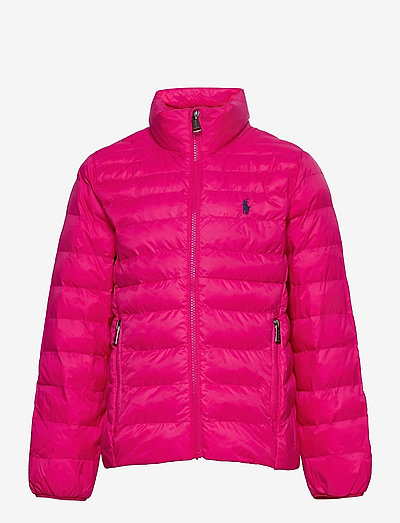 The Packable Jacket - puffer & padded - sport pink