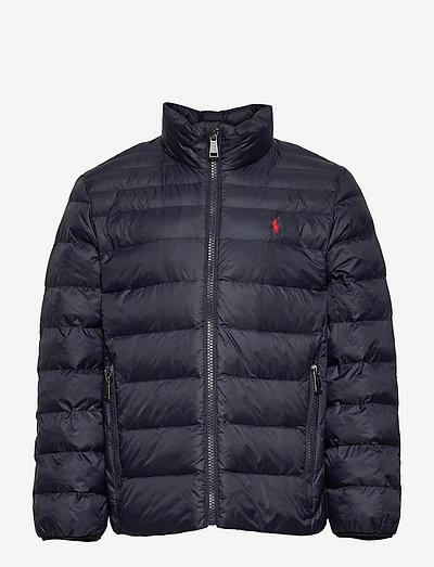 Water-Repellent Packable Jacket - dunjakker & forede jakker - collection navy
