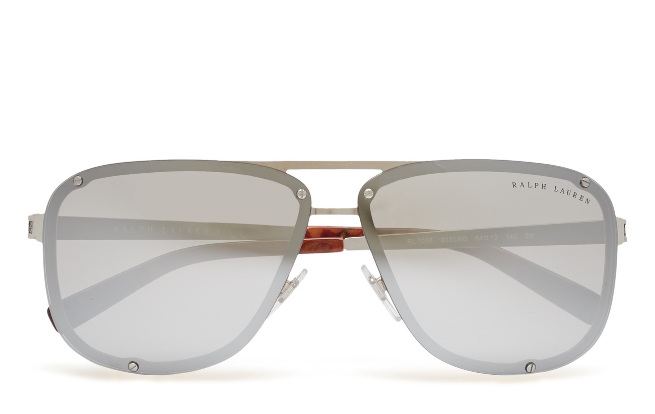 SilverRalph Sunglasses SilverRalph Lauren Automotivebrushed Automotivebrushed Sunglasses Automotivebrushed Lauren hrtsQxdC