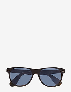 HERITAGE COLLECTION | RALPH LAUREN - TOP BLACK ON JERRY TORTOISE-GREY