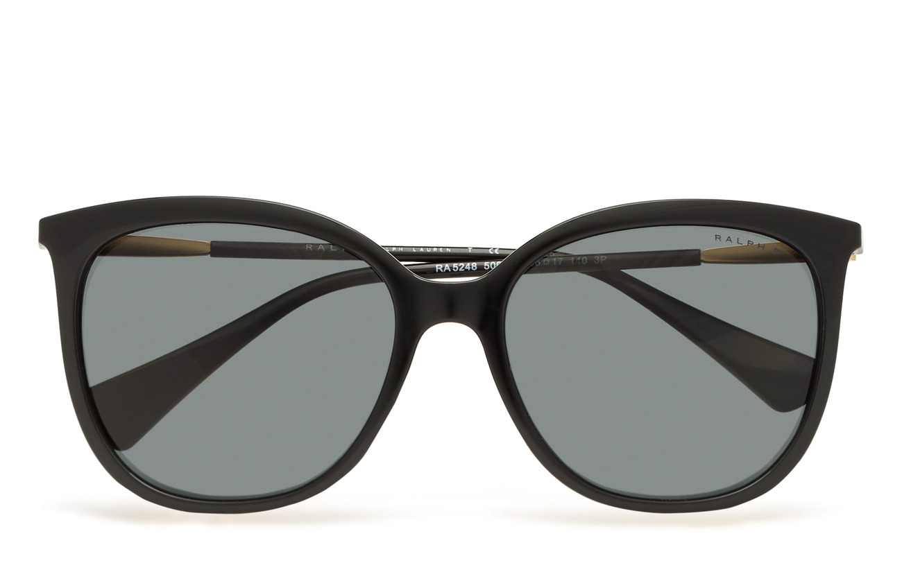 Ralph Lauren Sunglasses Ralph Lauren Sunglasses - BLACK
