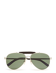 HERITAGE COLLECTION   WESTERN - GOLD PLATED PALLADIUM-GREEN