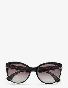 Ralph Lauren Sunglasses - BLACK CRYSTAL