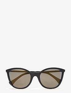 Ralph Lauren Sunglasses - wayfarer - black
