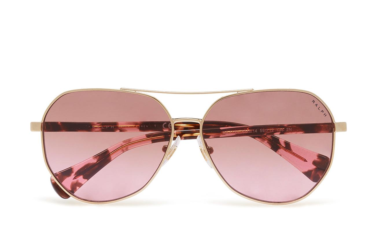 Ralph Ralph Lauren Sunglasses 0RA4123 - LIGHT GOLD
