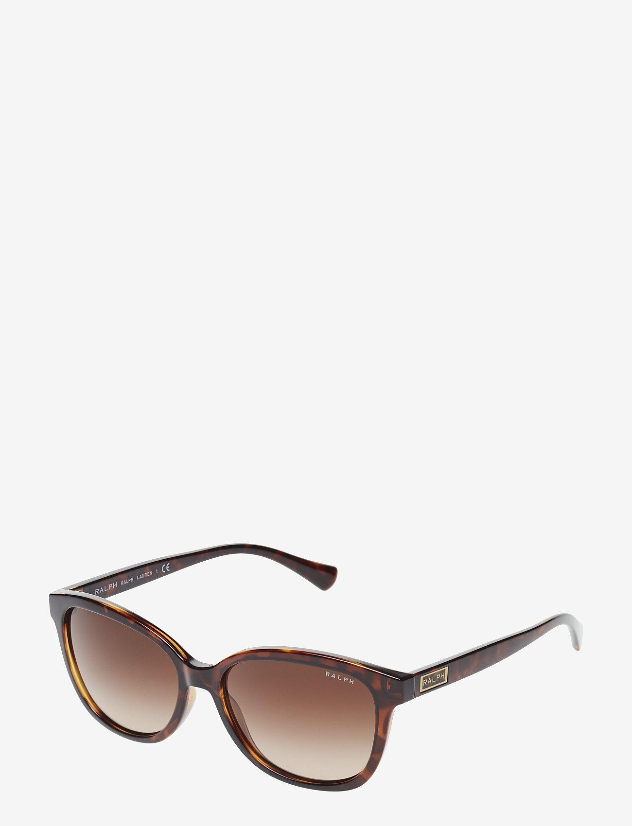 Ralph Ralph Lauren Sunglasses - 0RA5222 - wayfarer - dark tortoise - 1