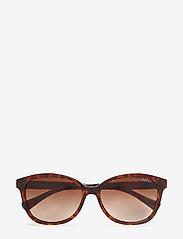 Ralph Ralph Lauren Sunglasses - 0RA5222 - wayfarer - dark tortoise - 0