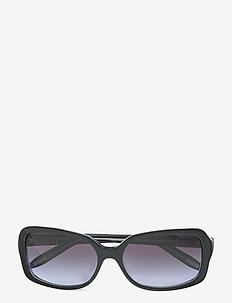 Sunglasses - eckige form - gradient light violet