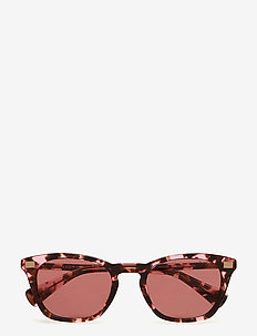 WOMEN'S SUNGLASSES - PINK TORTOISE