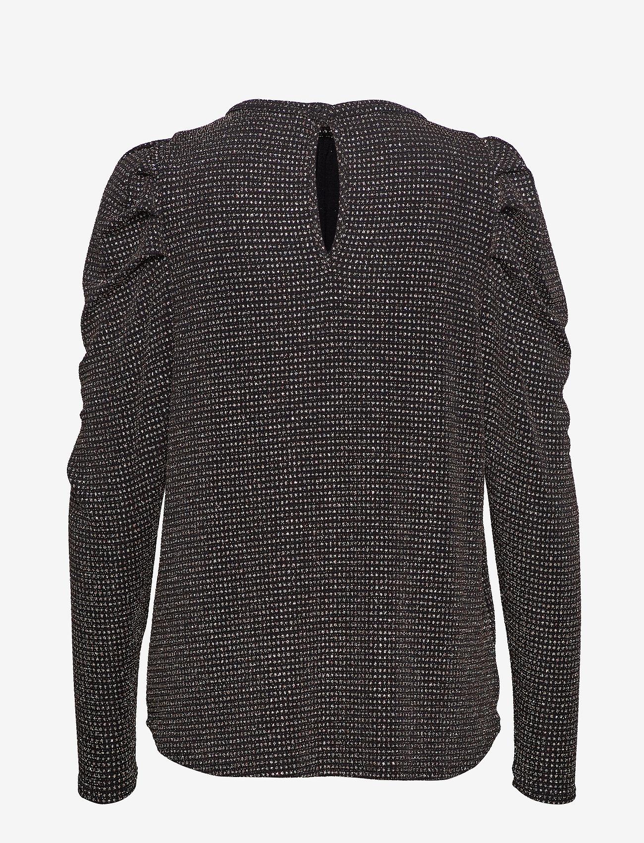 Ravn * Boozt Glimmer Shirt Exclusive (001 Black) - Ravn rf03NF