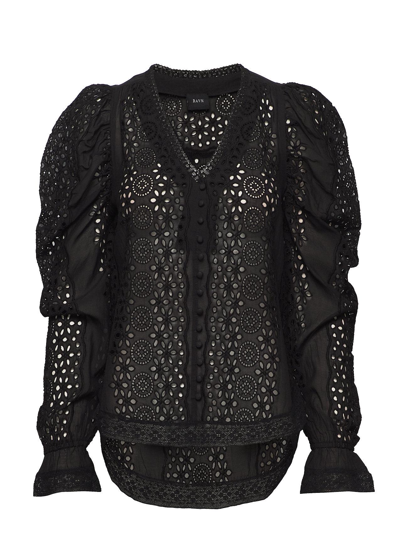 Ravn Riva Shirt - BLACK