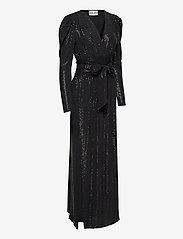 Ravn - Tuesday Dress - kveldskjoler - black sequin - 2
