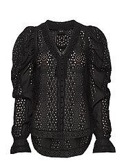 Riva Shirt - BLACK