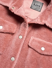 Ravn - Lumber Jacket - faux fur - soft pink - 2