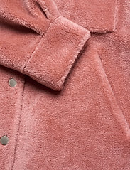 Ravn - Lumber Jacket - faux fur - soft pink - 3