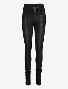 Vivia Leggins - leggings - black sequin