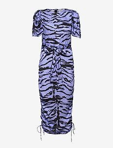 FIFI DRESS - stramme kjoler - zebra print