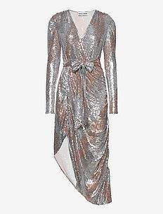 CHELSEA DRESS - aftenkjoler - 70's wave