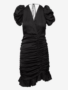 OLIVE DRESS - festklänningar - 001 black