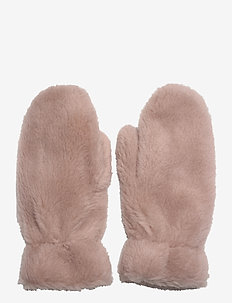 Teddy Mitten - gants - sand