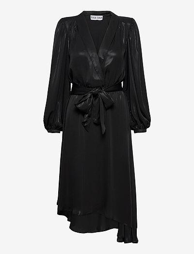 Alexis Dress - cocktail-kjoler - black