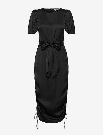 FRIDA DRESS - bodycon-kjoler - black