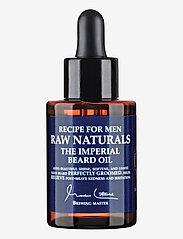 Raw Naturals Brewing Company - Imperial Beard Oil - skægolie - clear - 0