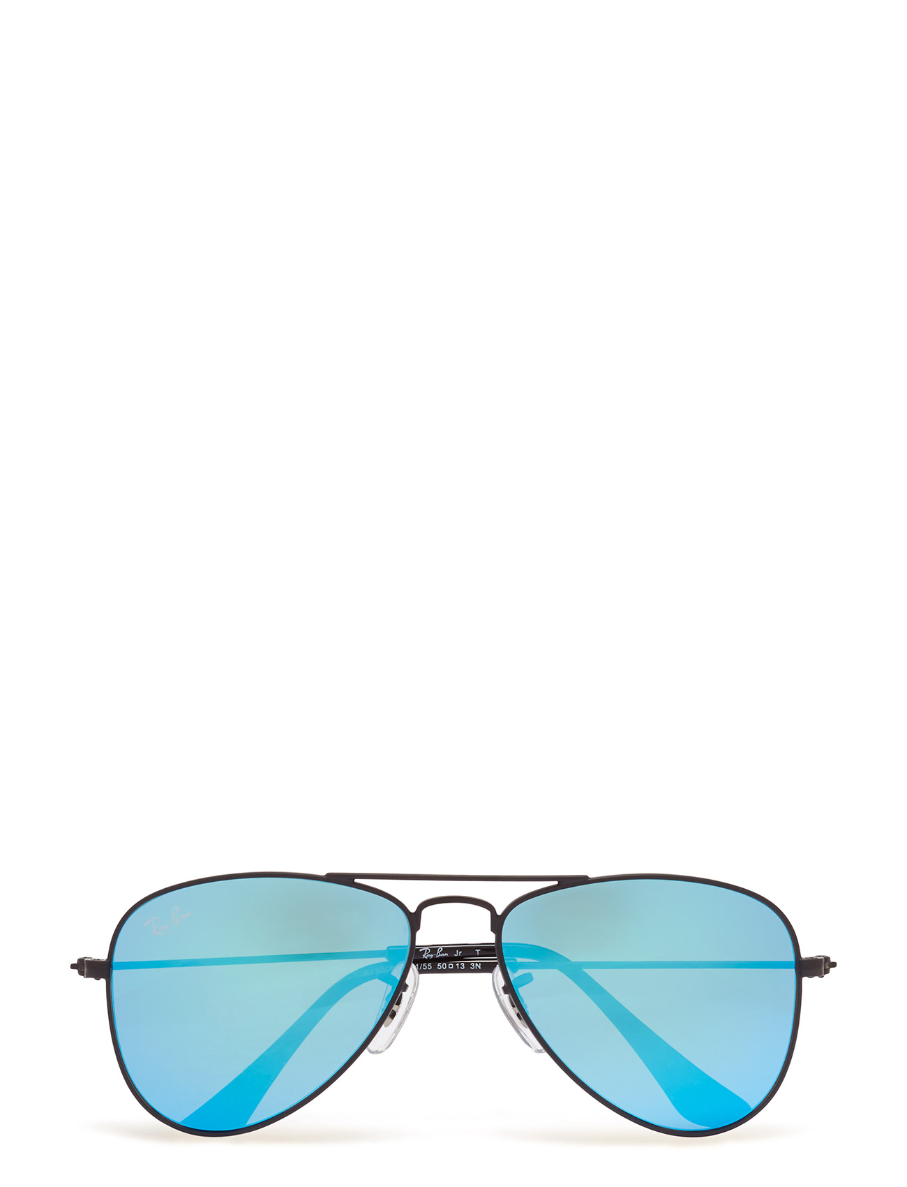 3517799339d3 GOLD-GREEN Ray-Ban Aviator Junior solbriller for børn - Pashion.dk