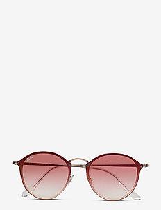 0RB3574N - okulary przeciwsłoneczne w kształcie litery d - copper
