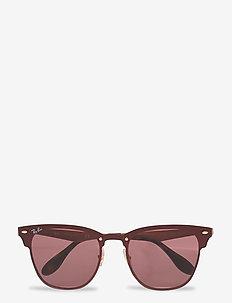 0RB3576N - okulary przeciwsłoneczne w kształcie litery d - brushed gold