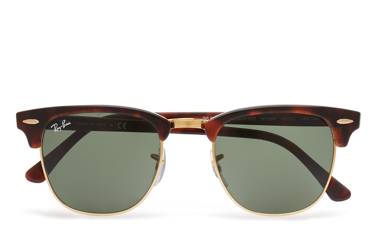 Ray-Ban CLUBMASTER - MOCK TORTOISE/ ARISTA