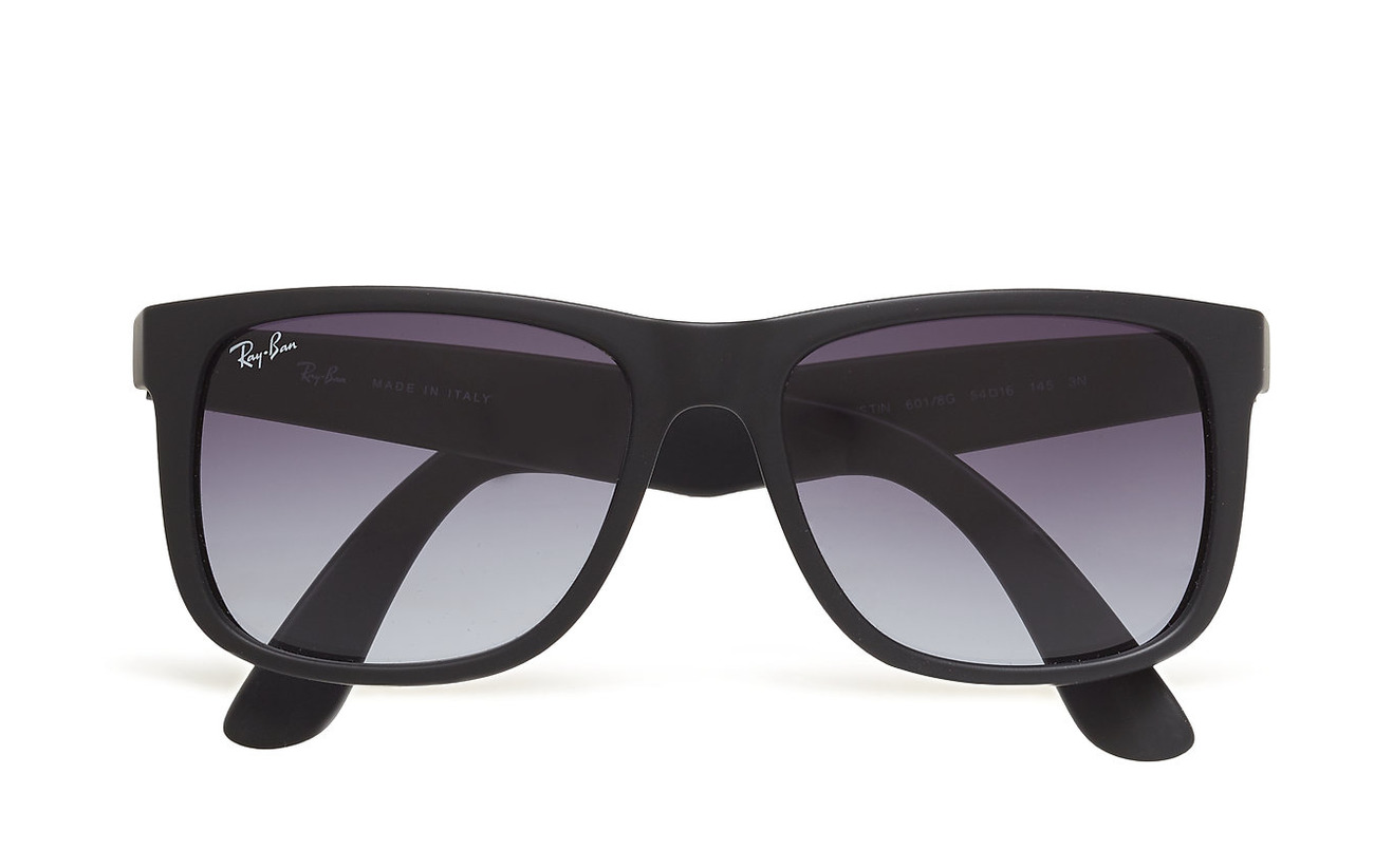Ray-Ban JUSTIN - RUBBER BLACK