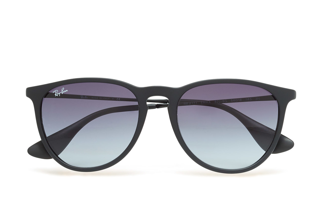 Ray-Ban ERIKA - RUBBER BLACK