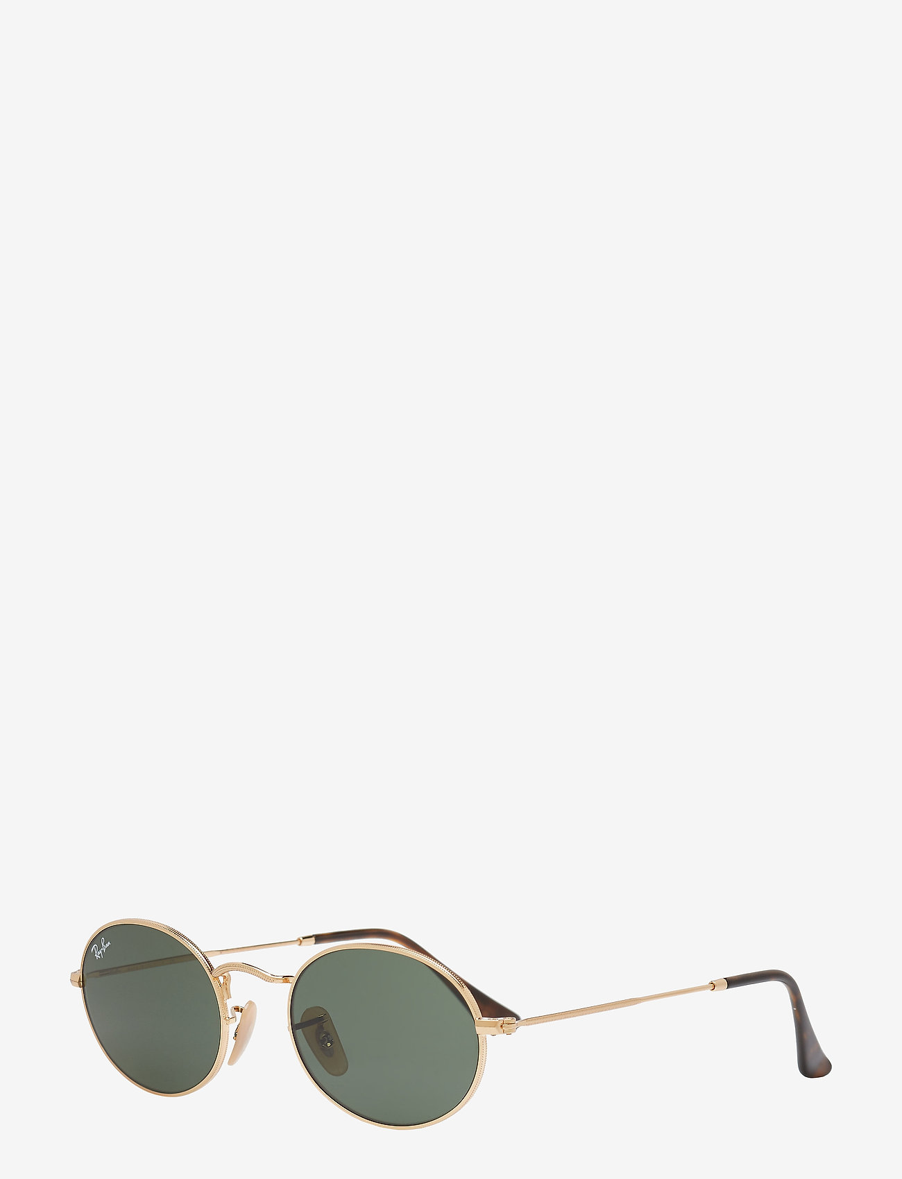 Ray-Ban - ICONS - ronde zonnebril - gold/green - 1