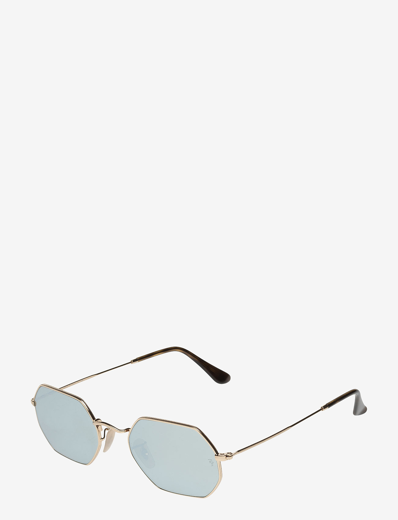 Ray-Ban - 0RB3556N - round frame - gold multi - 1