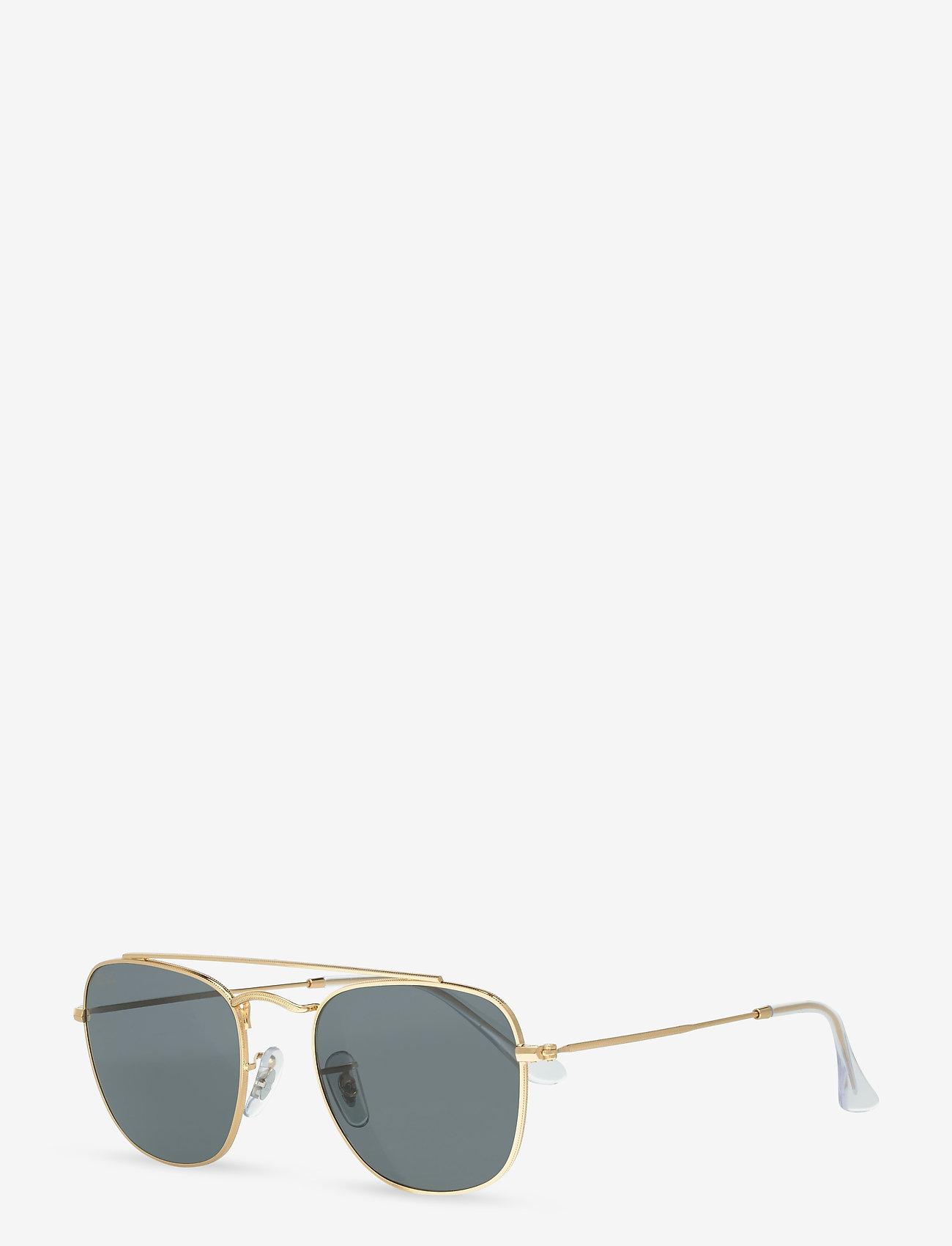 Ray-Ban - Sunglasses - d-shaped - blue - 1