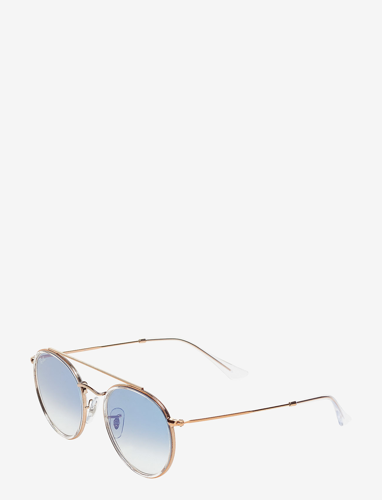 Ray-Ban - 0RB3647N - round frame - trasparent - 1