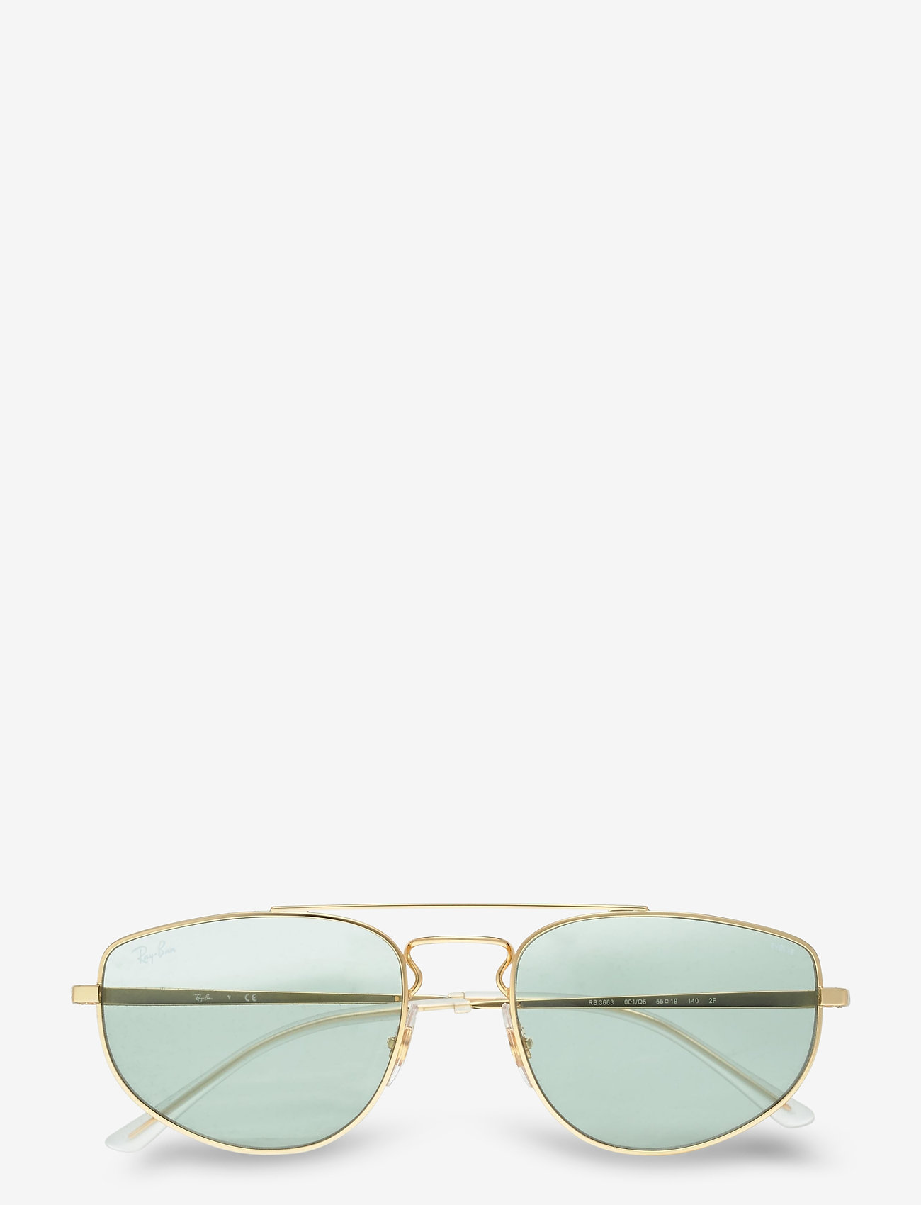 Ray-Ban - Sunglasses - piloten zonnebril - evolve photo green to blue - 0